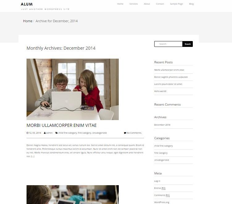 новые шаблоны wordpress октябрь 2015 0002