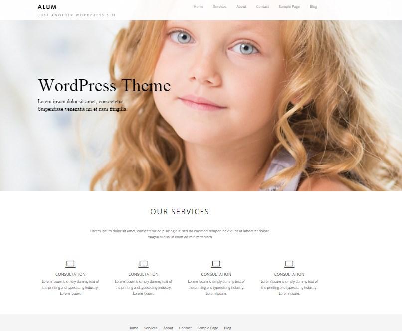 новые шаблоны wordpress октябрь 2015 30