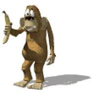 новогодние картинки обезьяна 14