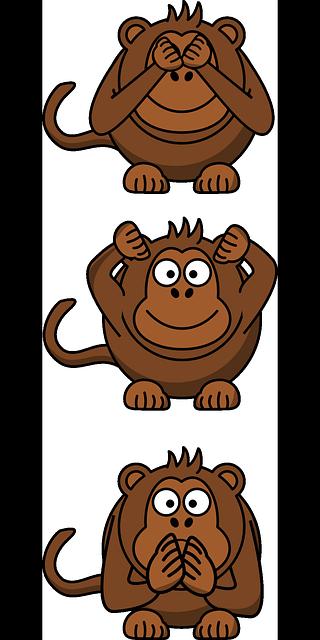 новогодние картинки обезьяна 19