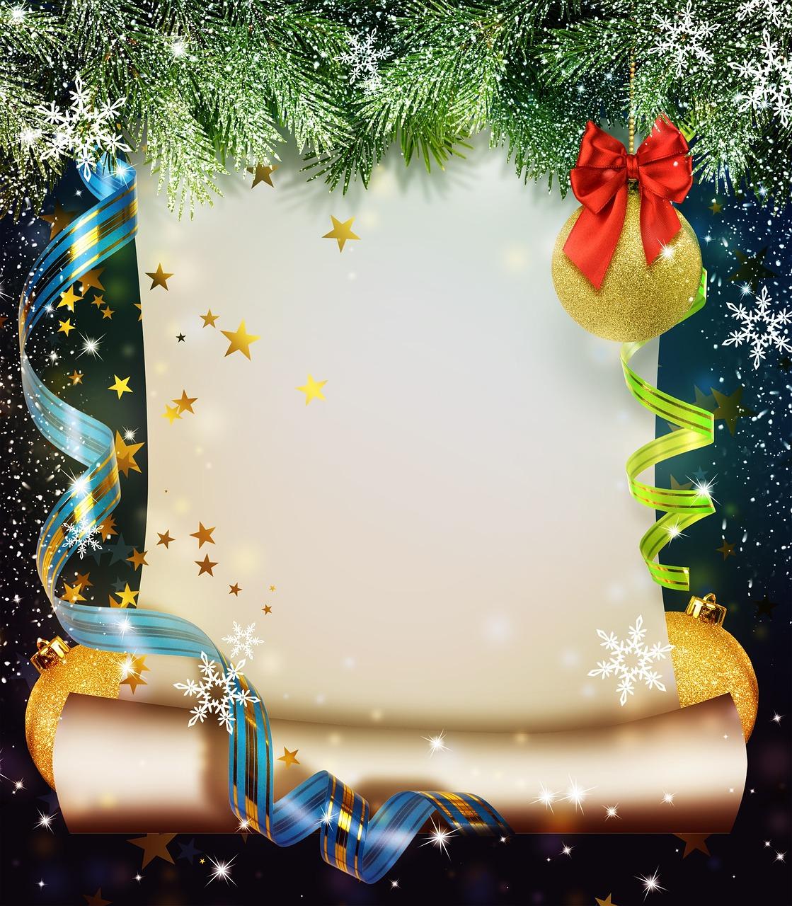 новогодние открытки картинки 4