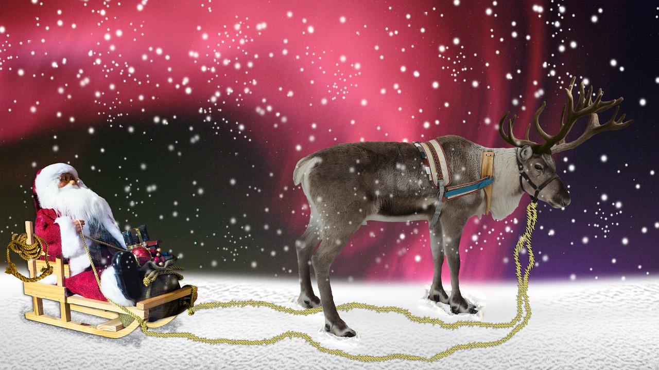 новогодние открытки картинки 7