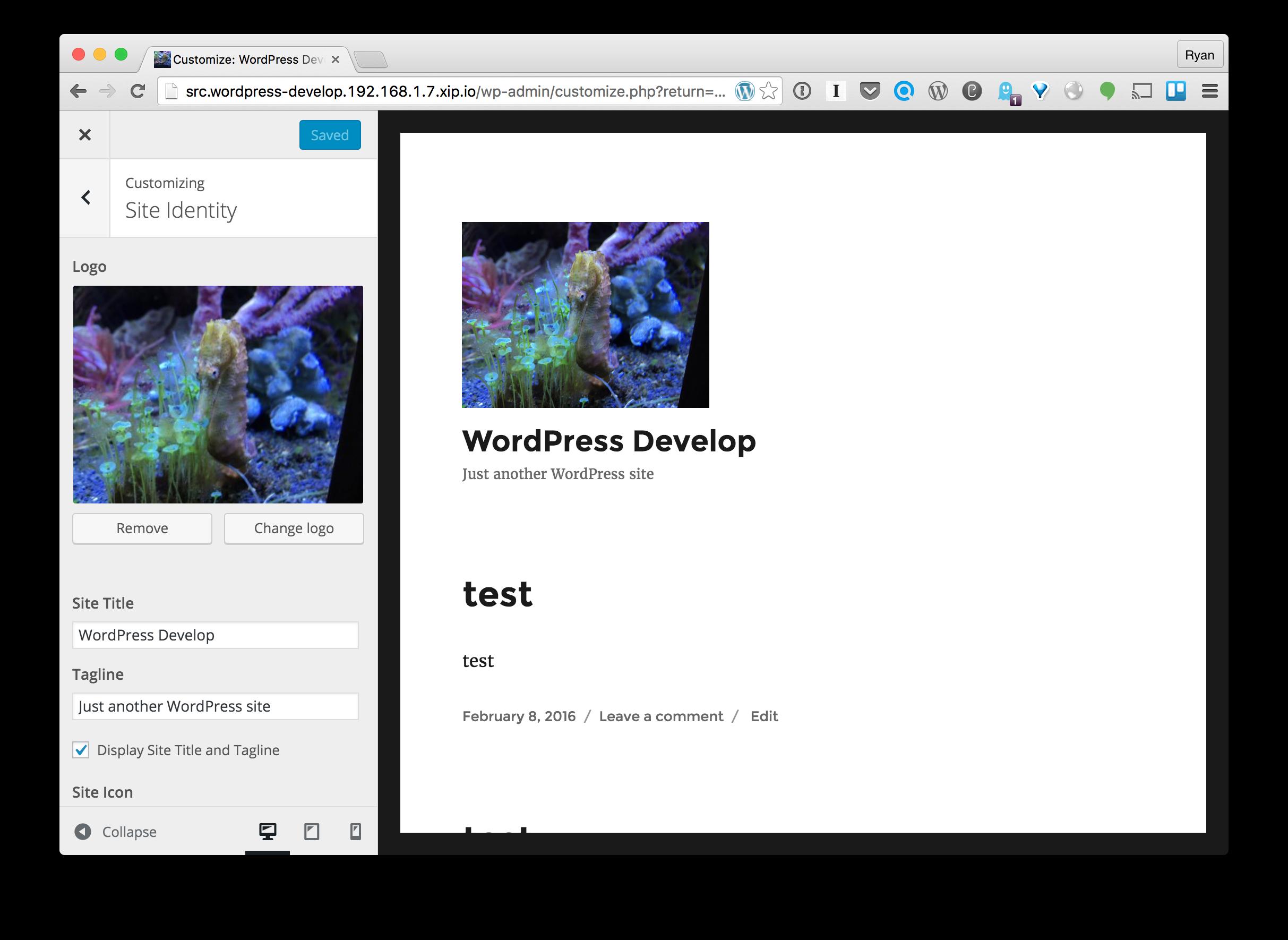 wordpress 4.5 что нового