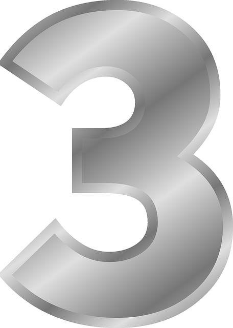 Цифры от 1 до 10 картинки для печати набор 7
