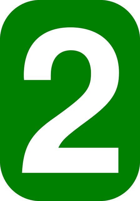 Цифры от 1 до 10 — картинки для печати, (набор 4)