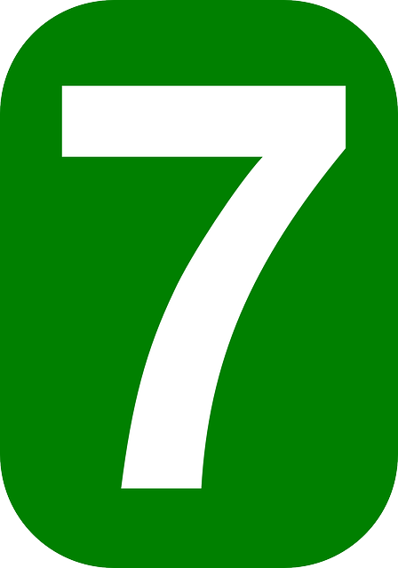 Цифры от 1 до 10 картинки для печати набор 4