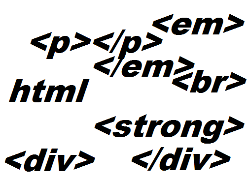 теги html текст