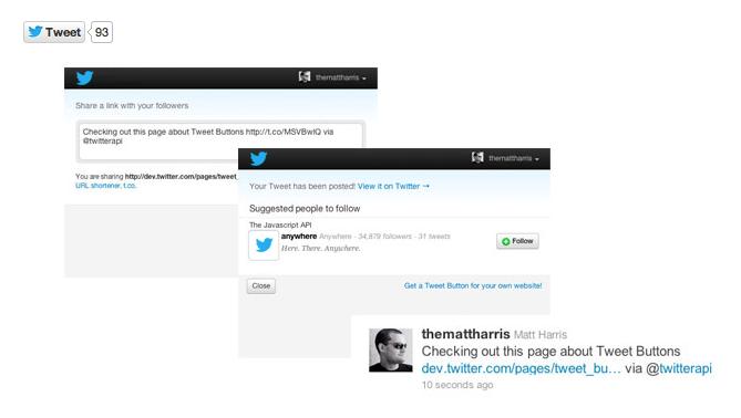 твиттер  - как оставить твит 5