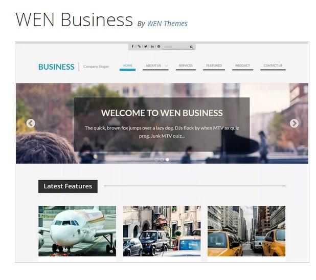 бизнес шаблон 2