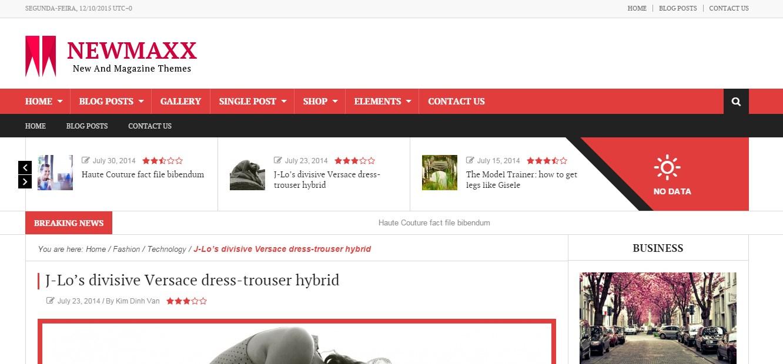новые шаблоны wordpress октябрь 2015 500
