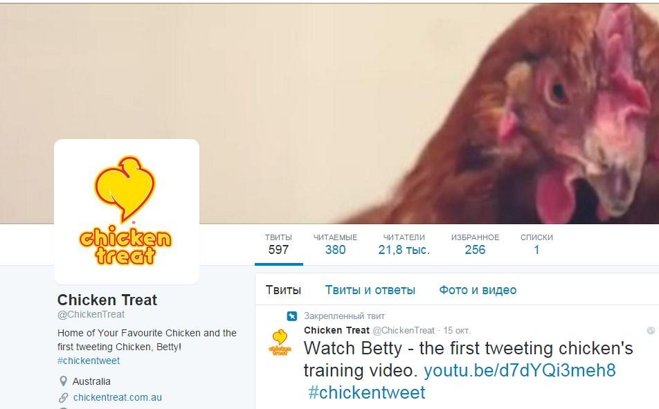 твиттер курицы 4