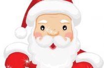 Новогодние картинки — Дед Мороз